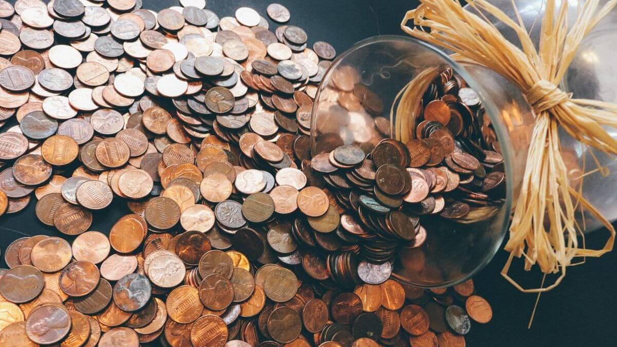 originální dárky z peněz
