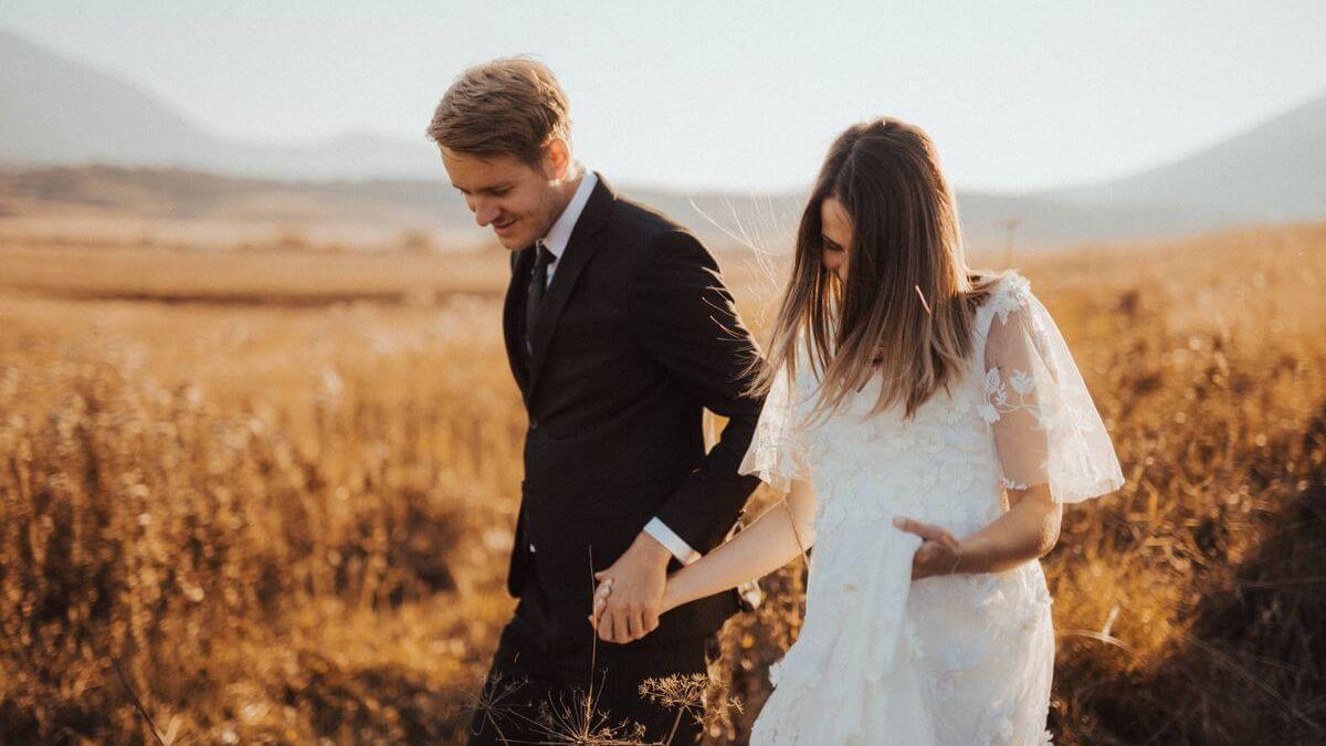 místa na svatbu v přírodě